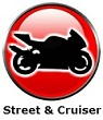 Street and cruiser motorcycle accessories